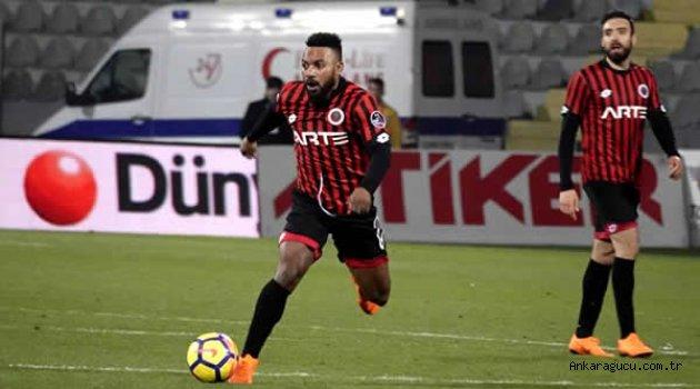 Ankaragücü Sessegnon'u Antalyaspor'a Kaptırmak Üzere