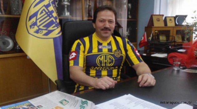 Bursaspor olağan genel kuruluna Ankaragücü'nden çelenk