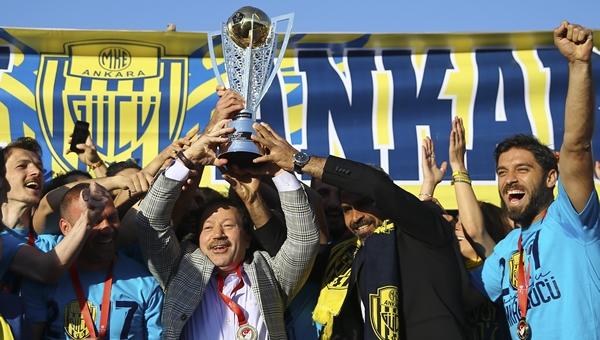 Ankaragücü Şampiyonluk Klibi