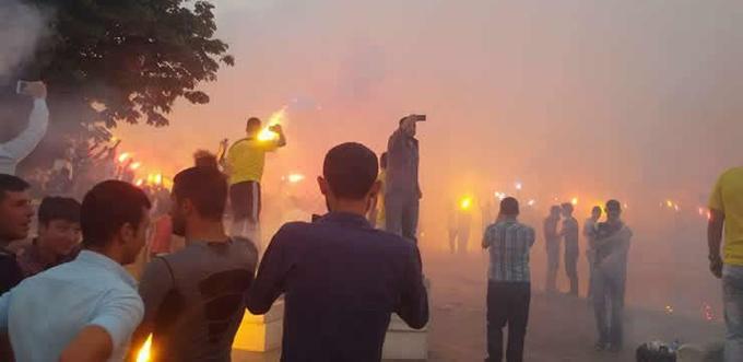 Ankaragücü Tandoğan Şampiyonluk Kutlamaları