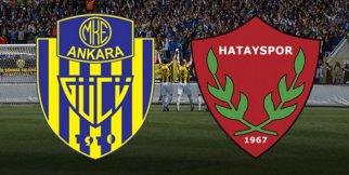 Ankaragücü 2-0 Hatayspor Şampiyonluk Maçı